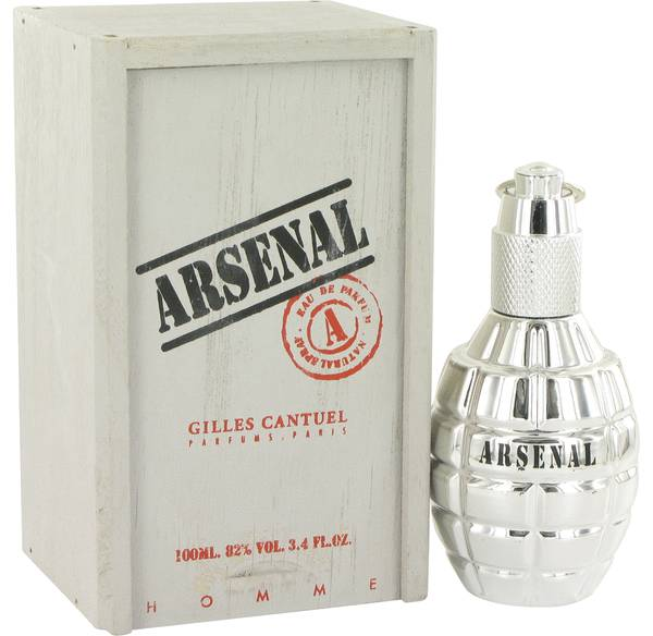 perfume Arsenal Platinum Cologne