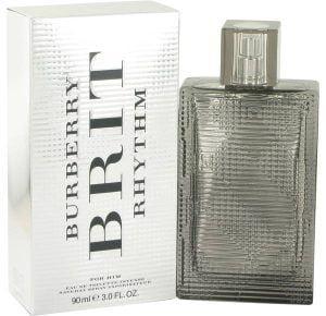 Burberry Brit Rhythm Intense Cologne, de Burberry · Perfume de Hombre