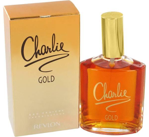 perfume Charlie Gold Perfume