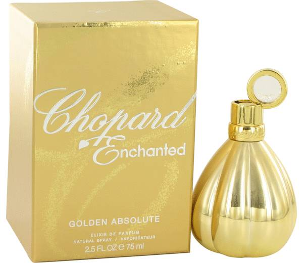 perfume Enchanted Golden Absolute Perfume