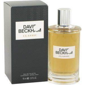 David Beckham Classic Cologne, de David Beckham · Perfume de Hombre