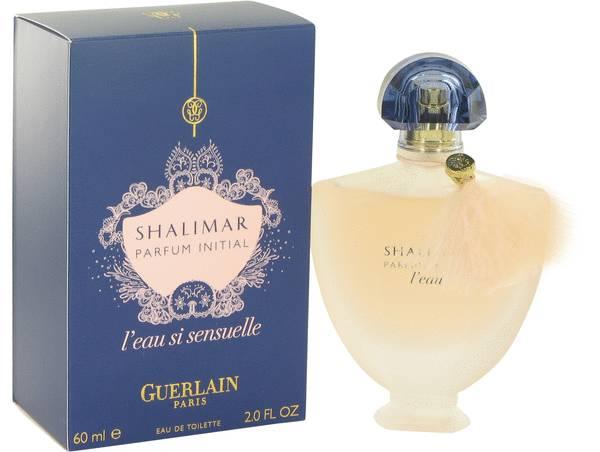 perfume Shalimar Parfum Initial L'eau Si Sensuelle Perfume