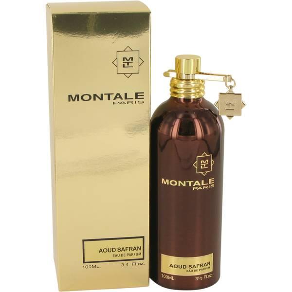 perfume Montale Aoud Safran Perfume