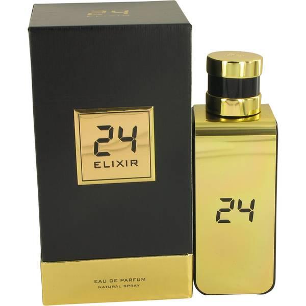perfume 24 Gold Elixir Cologne