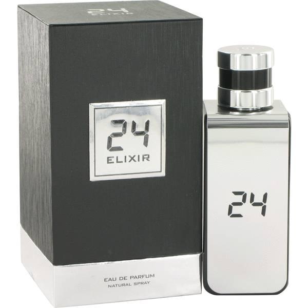 perfume 24 Platinum Elixir Cologne