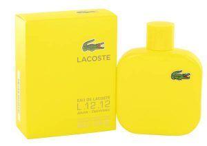 Lacoste Eau De Lacoste L.12.12 Jaune Cologne, de Lacoste · Perfume de Hombre