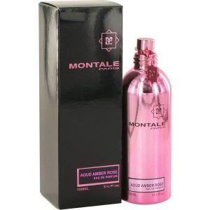 Montale Aoud Amber Rose Perfume, de Montale · Perfume de Mujer