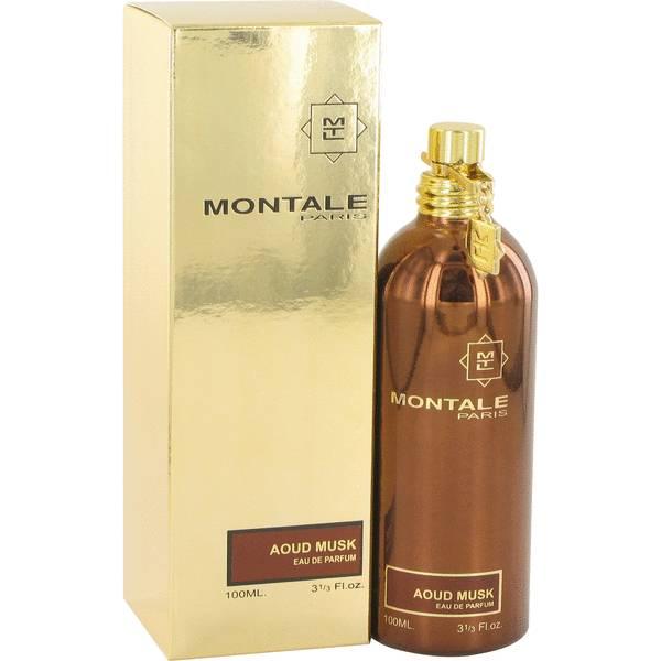 perfume Montale Aoud Musk Perfume