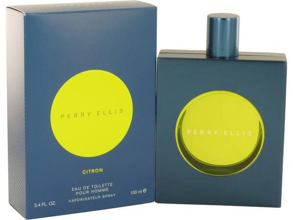 perfume Perry Ellis Citron Cologne