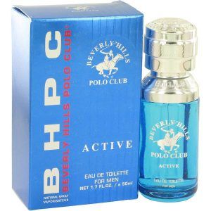 Beverly Hills Polo Club Active Cologne, de Beverly Fragrances · Perfume de Hombre