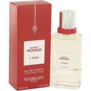 Habit Rouge L'eau Cologne, de Guerlain · Perfume de Hombre