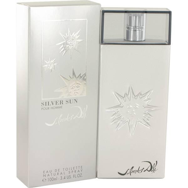 perfume Silver Sun Cologne