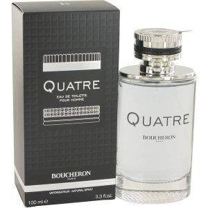 Quatre Cologne, de Boucheron · Perfume de Hombre