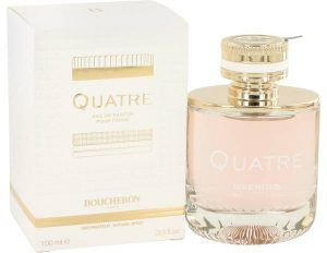 Quatre Perfume, de Boucheron · Perfume de Mujer
