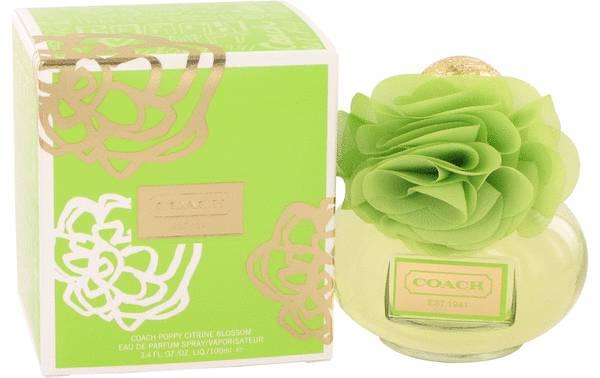 perfume Coach Poppy Citrine Blossom Perfume