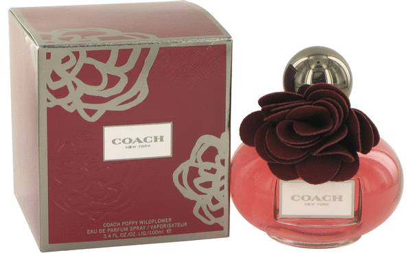 perfume Coach Poppy Wildflower Perfume