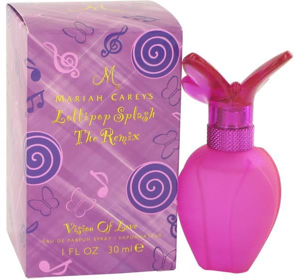 perfume Lollipop Splash Remix Vision Of Love Perfume