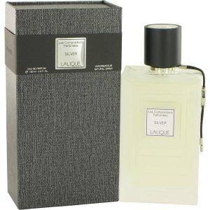 Les Compositions Parfumees Silver Perfume, de Lalique · Perfume de Mujer