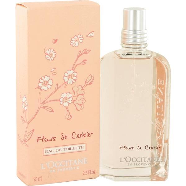 perfume Fleurs De Cerisier L'occitane Perfume
