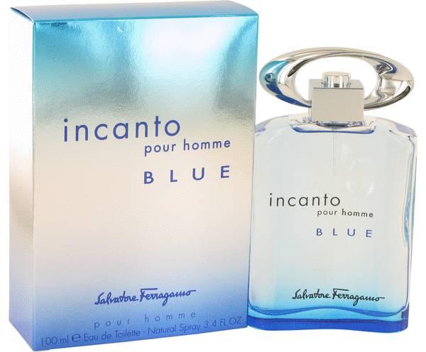 perfume Incanto Blue Cologne