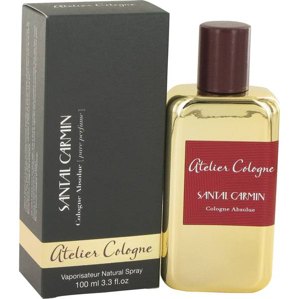perfume Santal Carmin Cologne