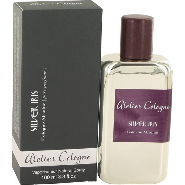 perfume Silver Iris Cologne