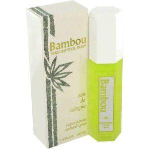 Bambou Perfume, de Weil · Perfume de Mujer