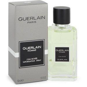 Guerlain Homme L'eau Boisee Cologne, de Guerlain · Perfume de Hombre