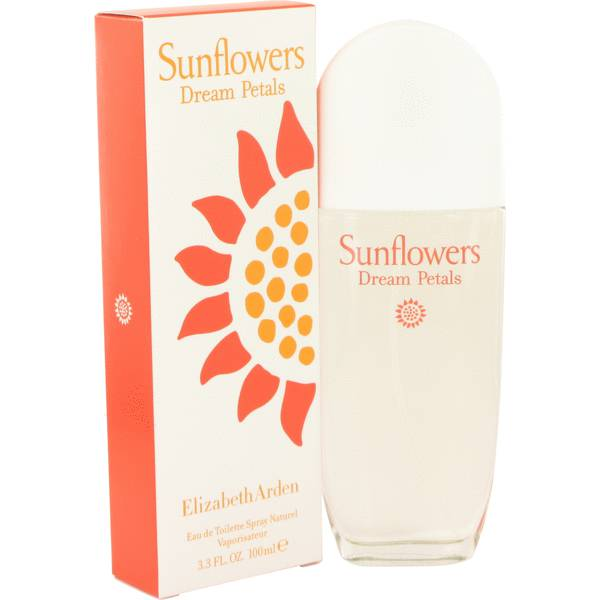 perfume Sunflowers Dream Petals Perfume