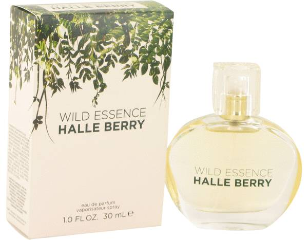 perfume Wild Essence Halle Berry Perfume