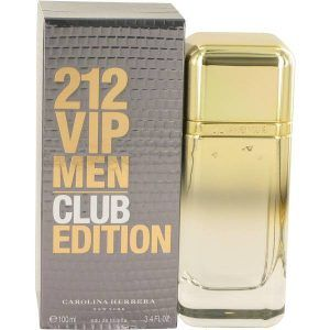 212 Vip Club Edition Cologne, de Carolina Herrera · Perfume de Hombre