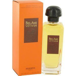 Bel Ami Vetiver Cologne, de Hermes · Perfume de Hombre