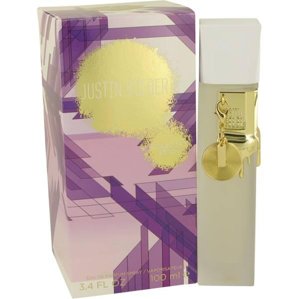 perfume Justin Bieber Collector's Edition Perfume