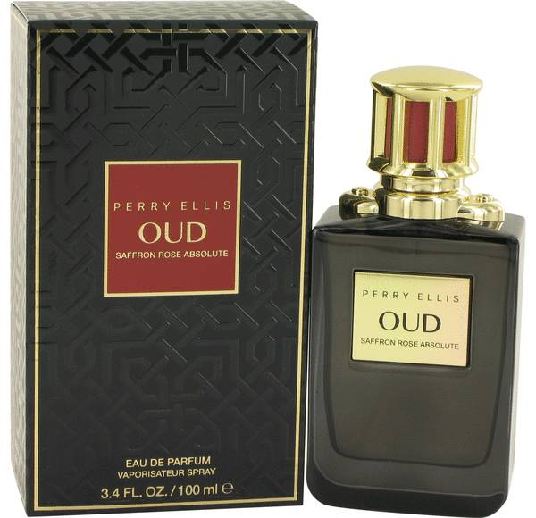 perfume Perry Ellis Oud Saffron Rose Absolute Perfume