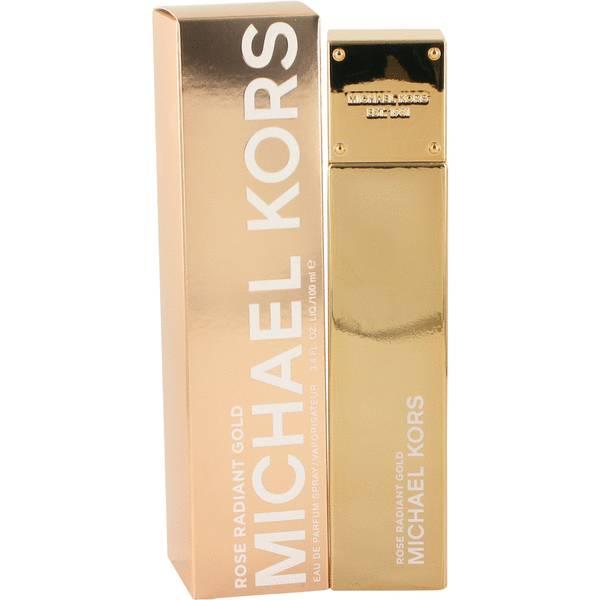 perfume Michael Kors Rose Radiant Gold Perfume