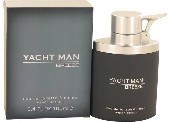 perfume Yacht Man Breeze Cologne