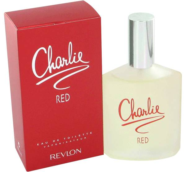 perfume Charlie Red Perfume