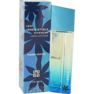 Very Irresistible Fresh Attitude Summer Cocktail Cologne, de Givenchy · Perfume de Hombre