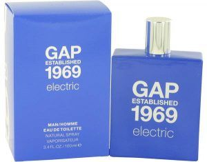 Gap 1969 Electric Cologne, de Gap · Perfume de Hombre