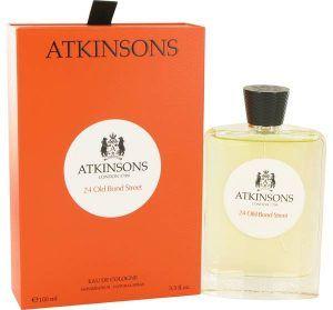 24 Old Bond Street Cologne, de Atkinsons · Perfume de Hombre