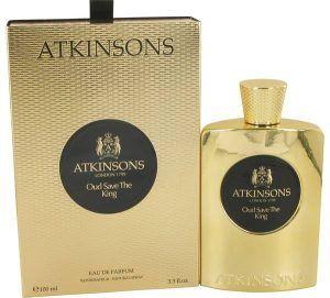 Oud Save The King Cologne, de Atkinsons · Perfume de Hombre