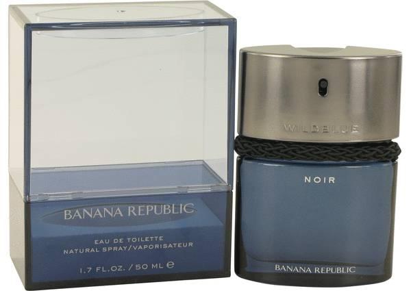 perfume Banana Republic Wildblue Noir Cologne