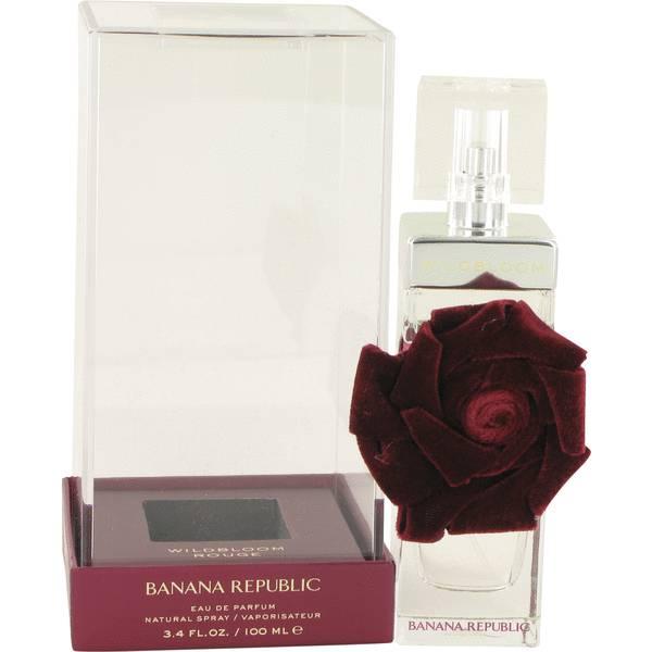 perfume Banana Republic Wildbloom Rouge Perfume