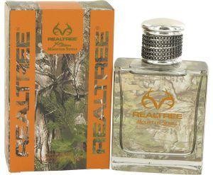 Realtree Mountain Series Cologne, de Jordan Outdoor · Perfume de Hombre