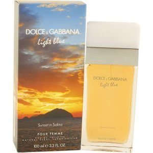 Light Blue Sunset In Salina Perfume, de Dolce & Gabbana · Perfume de Mujer
