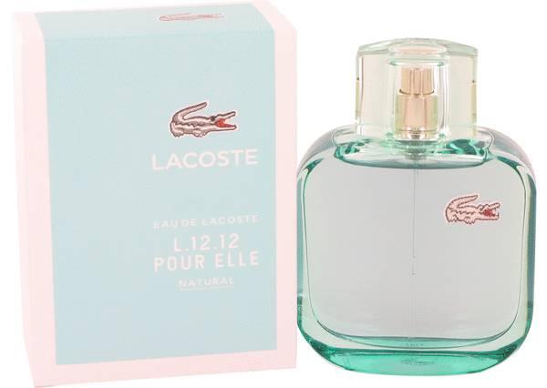 perfume Lacoste Eau De Lacoste L.12.12 Natural Perfume