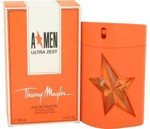 Angel Ultra Zest Cologne, de Thierry Mugler · Perfume de Hombre