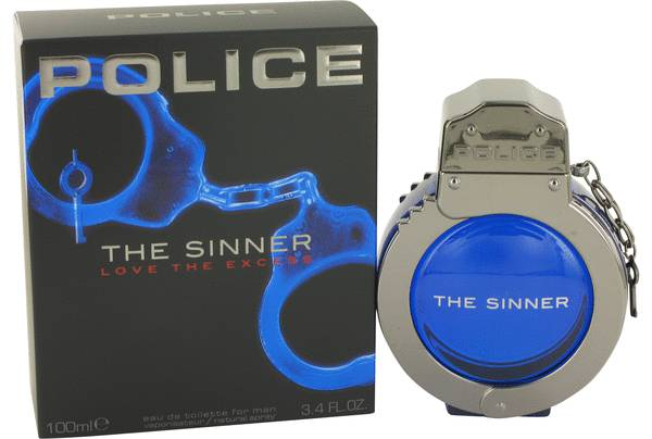 perfume Police The Sinner Cologne