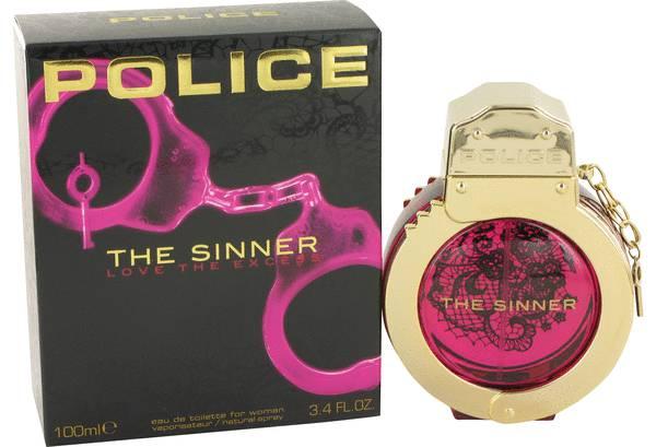 perfume Police The Sinner Perfume