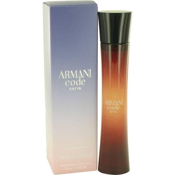 perfume Armani Code Satin Perfume